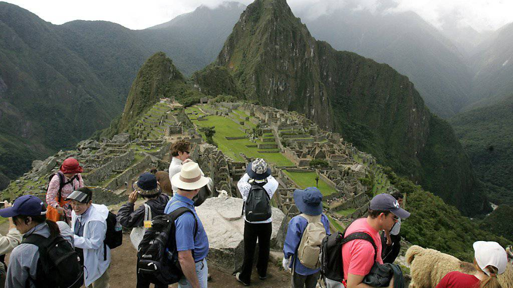 Das Seco will das Unternehmertum unter anderem in Peru fördern (Archivbild Macchu Picchu).
