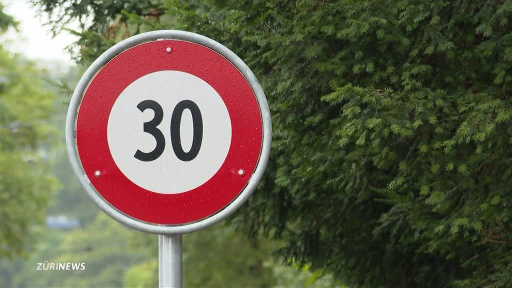 Mega-Abstimmung Tempo 30: Es droht die grosse Verkehrsschlacht