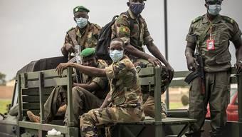 In Mali soll die Junta während einer dreijährigen Übergangsphase die Regierungsgeschäfte übernehmen. (Archivbild)