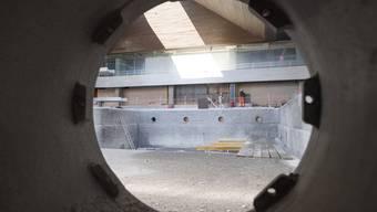 Riss die Sanierung des Sport- und Erholungszentrums Tägi ein zu grosses Loch in die Kasse der Gemeinde?