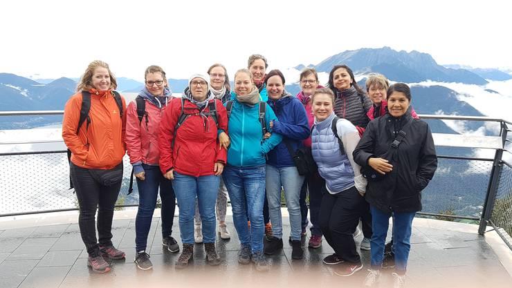 Cardada Aussicht auf den Lago Maggiore