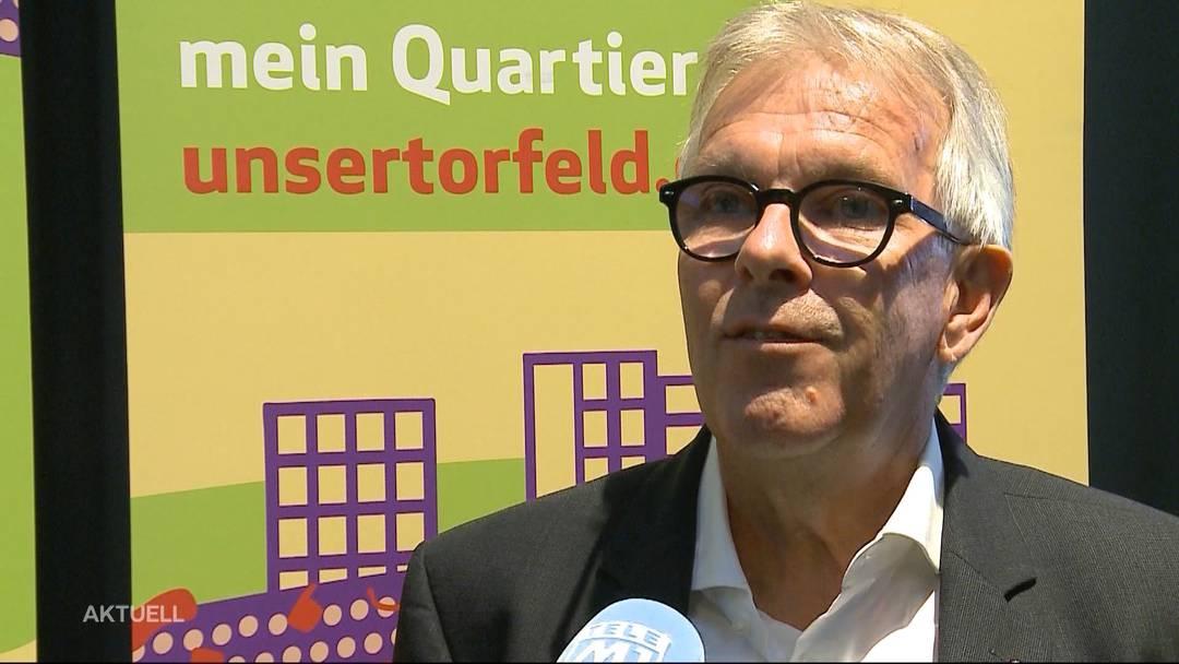 Zwei Stimmrechts-Beschwerden gegen Projekt Torfeld Süd hängig
