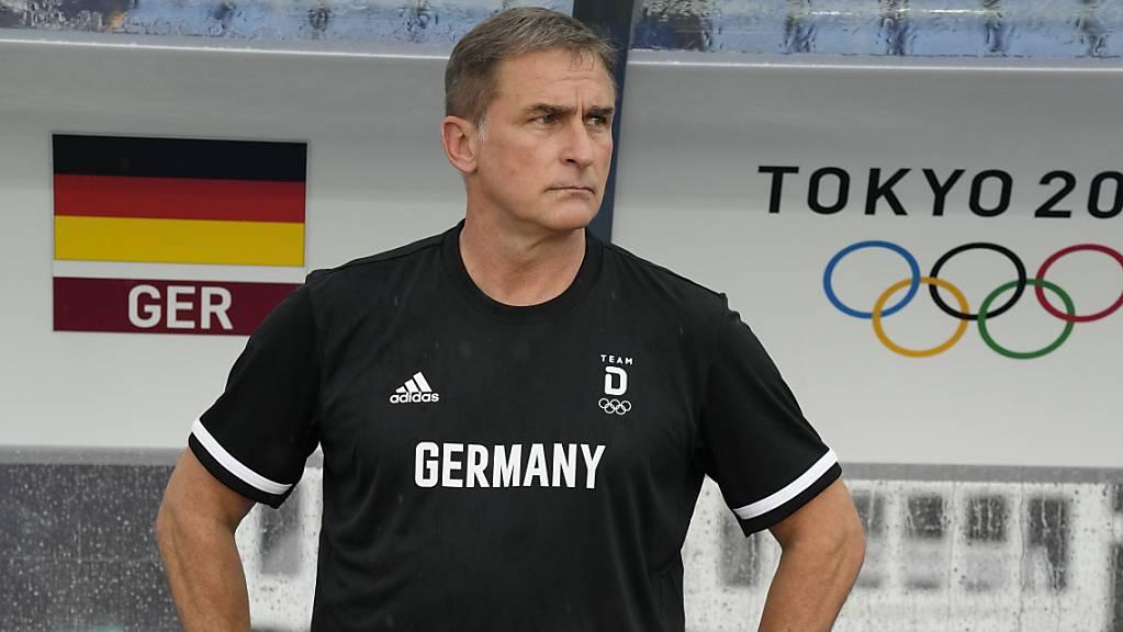 Stefan Kuntz verlässt den DFB und wird Nationaltrainer der Türkei