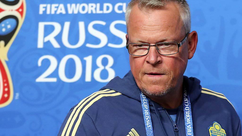 Janne Andersson brachte Schweden wieder auf Kurs