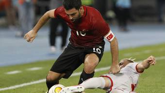 Arda Turan tritt aus der türkischen Nationalmannschaft zurück, nachdem er einen Journalisten tätlich angegriffen hat
