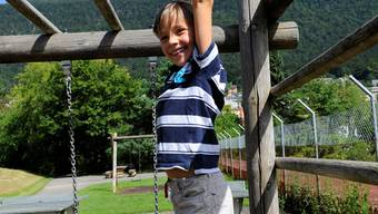 Freizeitangebote wie der Spielplatz Schmelzi gehören zu den Stärken von Grenchen.