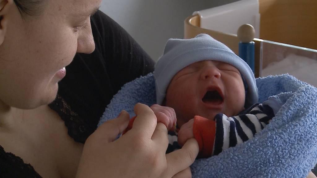 Schaltjahr-Baby Meldin: Gleich zu Geburt ein Star