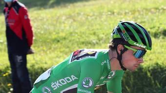 Bereits zum dritten Mal Etappensieger der diesjährigen Vuelta: Primoz Roglic