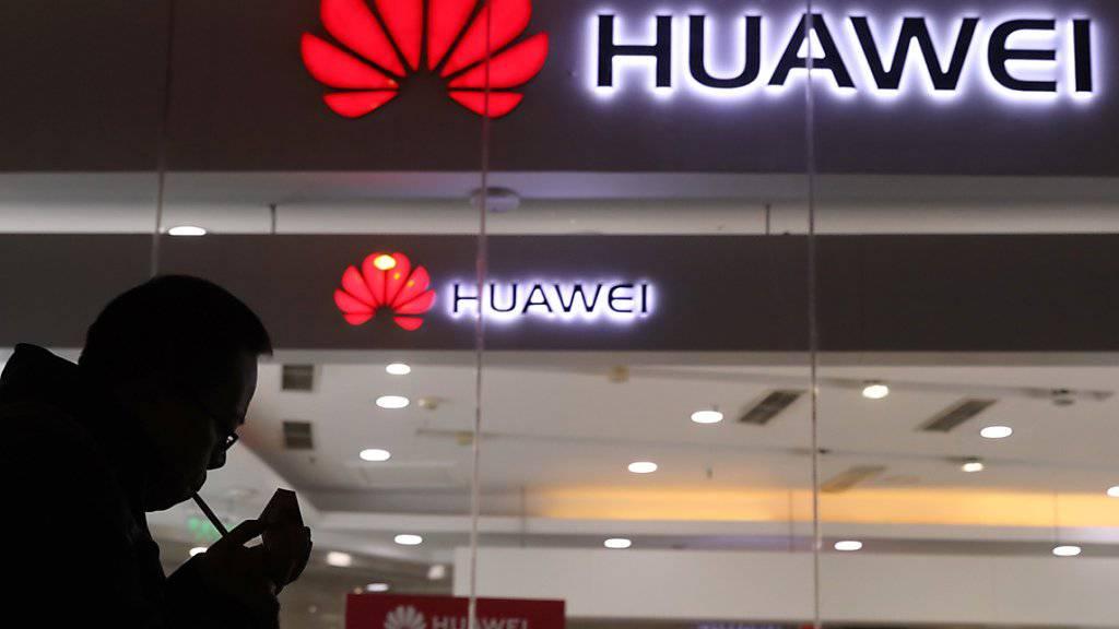 Huawei holt sich weitere Aufträge. (Archivbild)