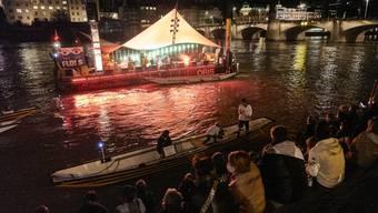 """Das """"Im Fluss"""" findet in diesem Jahr vom 1.―18. September statt"""