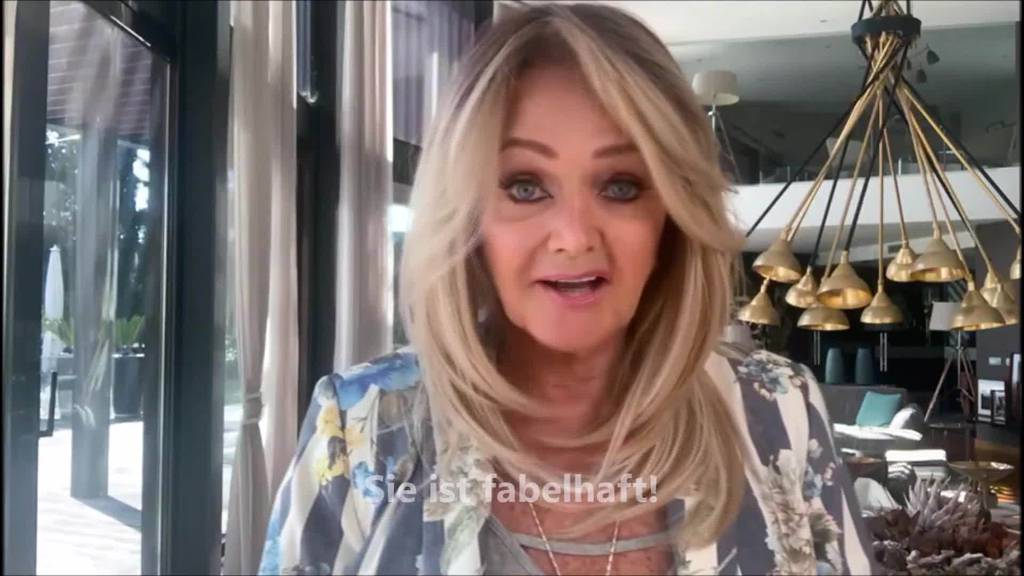 Weltstar: Bonnie Tyler meldet sich bei Ostschweizer Musiker