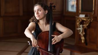 Cellistin Chiara Enderle: «Ich will in Davos die ganze Spannbreite meines Spiels zeigen.»