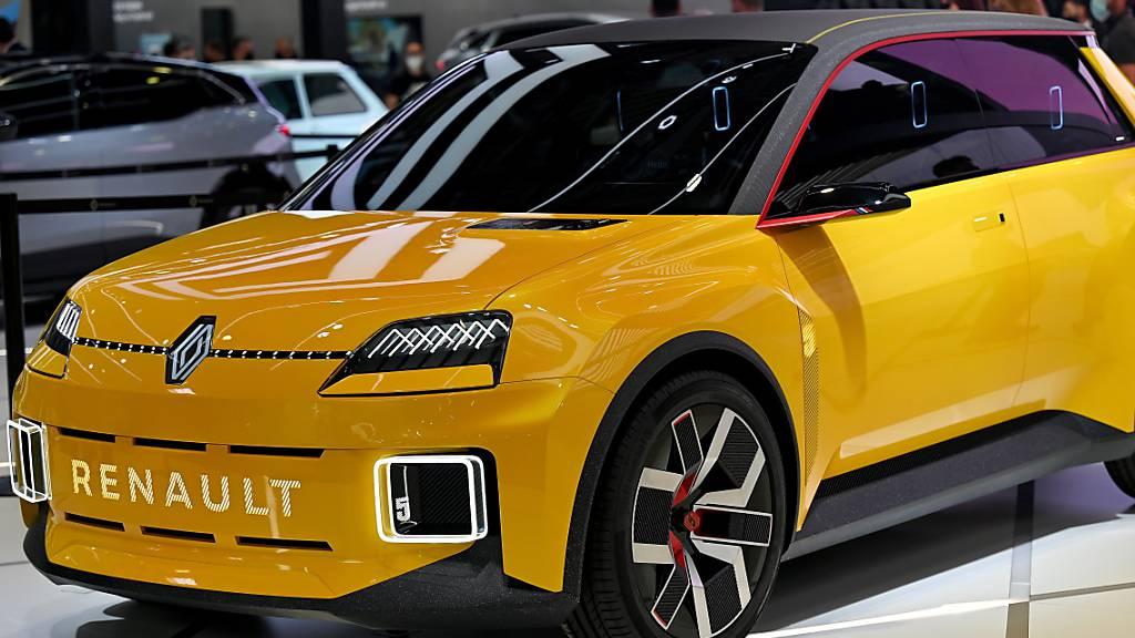 Renault schätzt Produktionsausfall auf halbe Million Autos