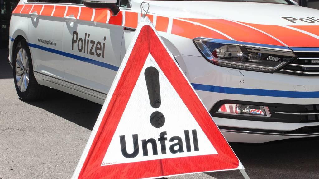 Sarnen: Verkehrsunfall fordert Todesopfer