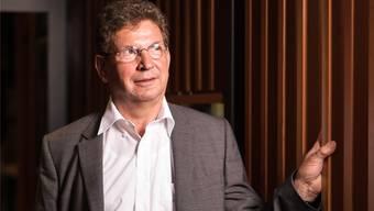 «Es ist Blödsinn zu sagen, ältere Mitarbeiter seien unflexibel», sagt Siegfrid Gerlach, Chef der Siemens Schweiz.