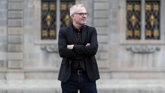 Andreas Hauri kandidiert für die GLP für das Stadtpräsidentenamt.