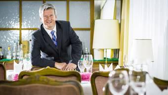 Bruno Lustenberger, Präsident von Gastro Aargau: «Für viele Besucher spielt aber auch das Ambiente eine nicht minder grosse Rolle»