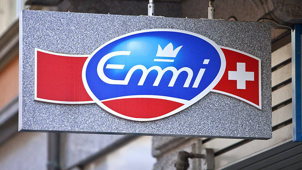 Der Milchverarbeiter Emmi konnte mit einem starken zweiten Halbjahr das schwache erste Semester kompensieren. (Symbolbild)