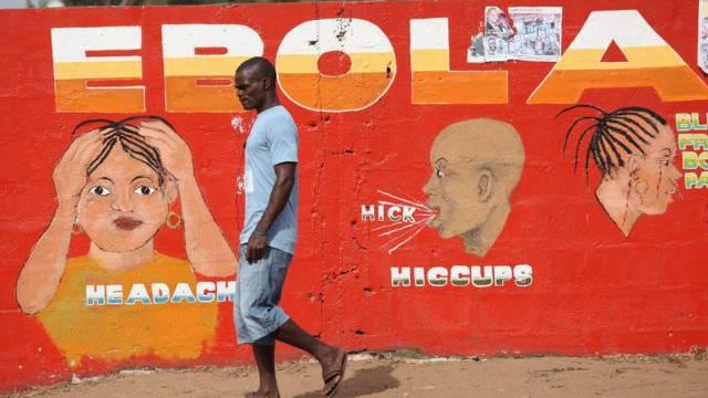 Info-Bild zu Ebola in Monrovia (Archiv)