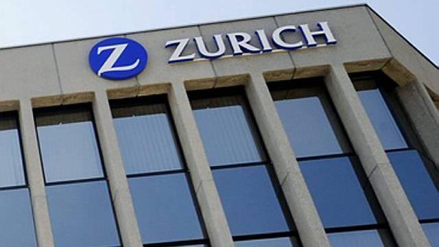 Zurich Versicherung steigert Gewinn im Jahr 2009 (Archiv)
