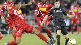 FC Sion - FC Liverpool