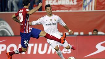 Ronaldo blieb ohne Treffer
