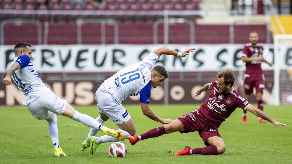 Desaströser FCL verliert 1:4 gegen Servette