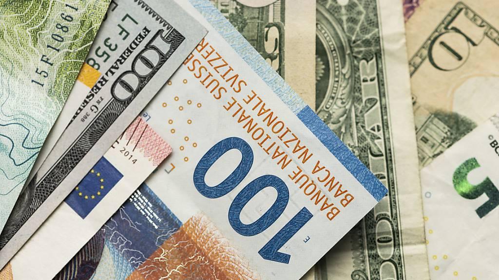 Orell Füssli sieht trotz der voranschreitenden Digitalisierung des Zahlungsverkehrs weiterhin eine gesunde Nachfrage nach Banknoten. Die Banknotenproduktion wächst weltweit jährlich um 4 Prozent. (Archivbild)