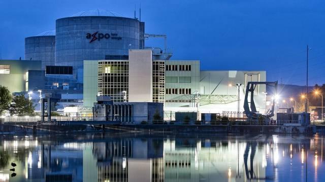 Das dienstälteste Atomkraftwerk der Welt: Das AKW Beznau im Kanton Aargau. Klicken Sie sich durch die Bilder.