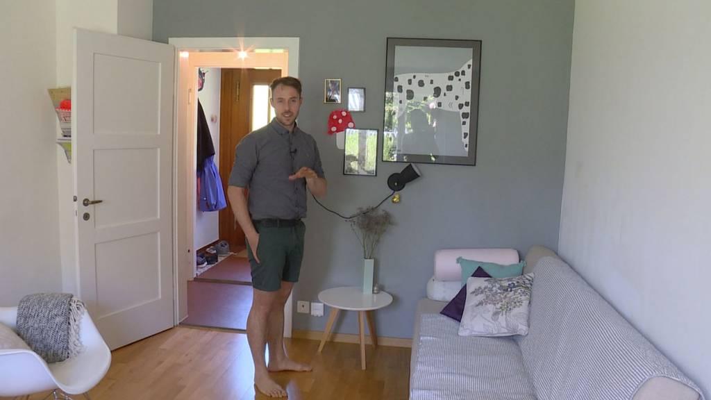 Anton (35) zeigt «sis Dihei»
