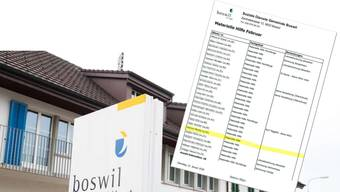Es ist nicht das erste Mal, dass es im Aargau zu so einer Daten-Panne kommt.