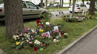 Neupflanzung und Gedenken an Ilias im Gotthelf-Quartier