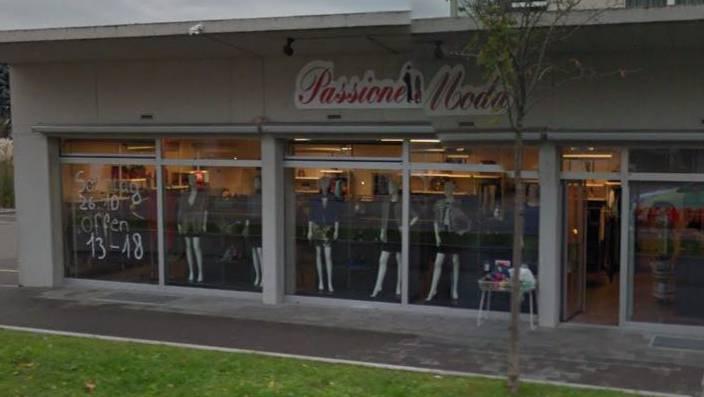 Der 61-Jährige überfiel die Boutique Passione Moda in Neuenhof.