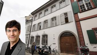 Moisés Mayordomo wird neuer Professor für Neues Testament an der Theologischen Fakultät der Uni Basel.