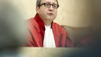 Der Vorsitzende des zweiten Senates des deutschen Bundesverfassungsgericht Andreas Vosskuhle