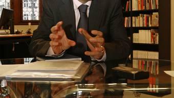 Guy Morin: Still gewählter Regierungspräsident. (niz)