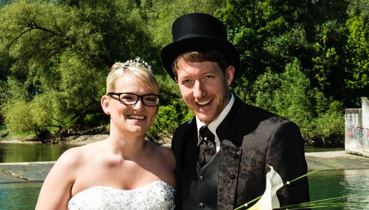Hochzeit von Vanessa und Patrick