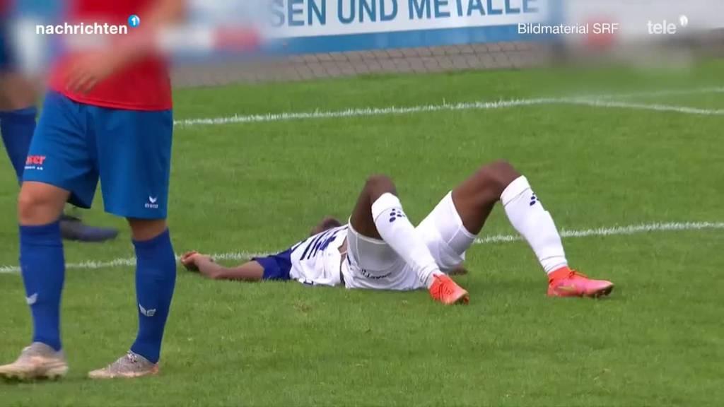 Schweizer Cup: Cham gegen Luzern