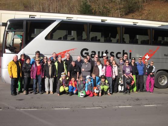 Skiclub Erlinsbach am Skiweekend