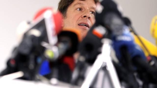 Jörg Kachelmann im Fokus der Medien (Archiv)