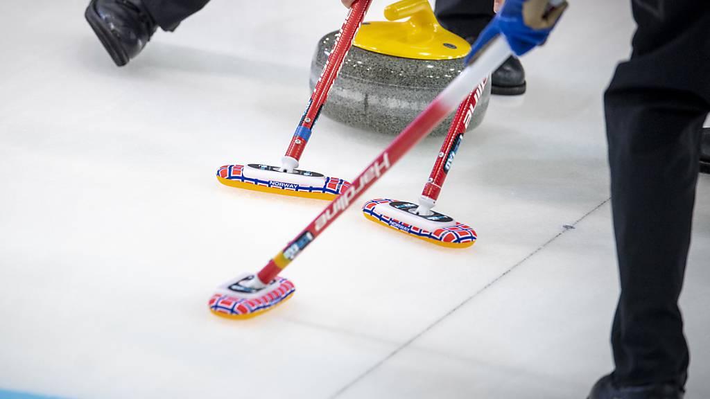 Curling-EM findet nicht statt
