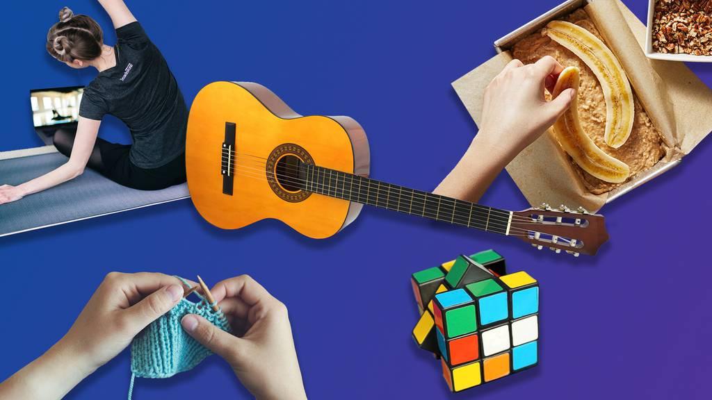 Ob Sprache oder Instrument: Neue Hobbys gegen den Corona-Blues