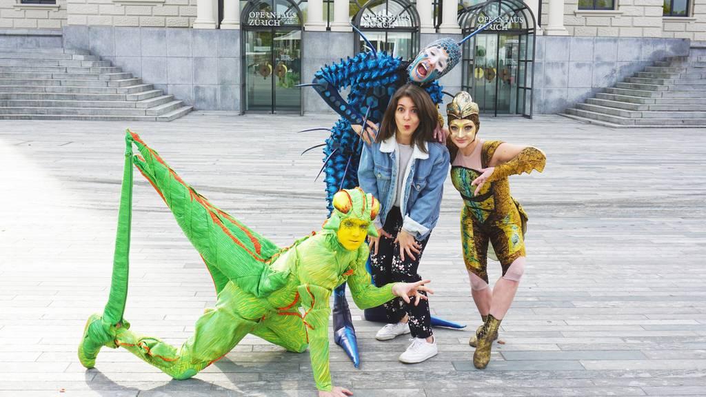 Cirque de Soleil in Zürich