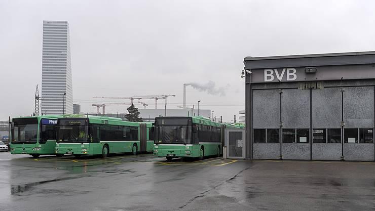 Zu der BVB-Bus-Flotte kommt ein E-Bus dazu.