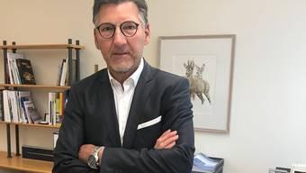 Christoph Gull, Gemeindepräsident von Flums: «Ich kenne die Opfer.»