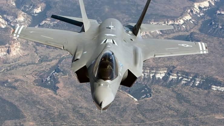 Typs F-35A
