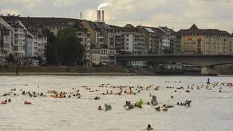 Wie sauber ist das Rheinwasser tatsächlich?