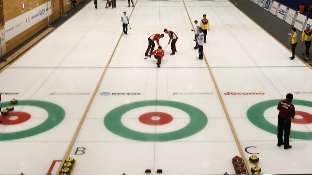 Auf den Curlingrinks wird Fairness grossgeschrieben