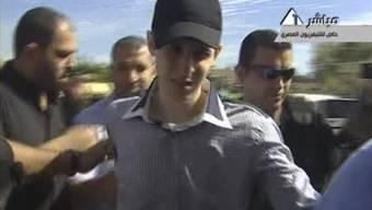 Gilad Schalit kehrt nach Israel zurück