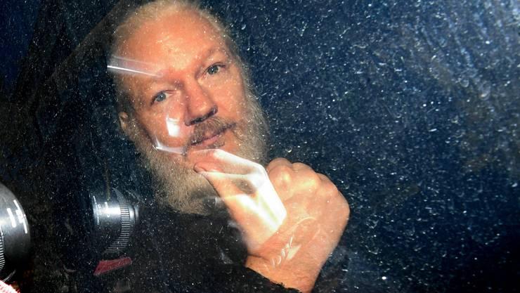 Ihm drohen 175 Jahre Haft in den USA: Wikileaks-Gründer Julian Assange (49).